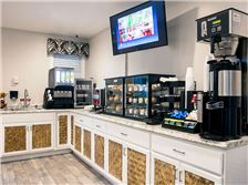 Southwinds Motel - Breakfast Bar