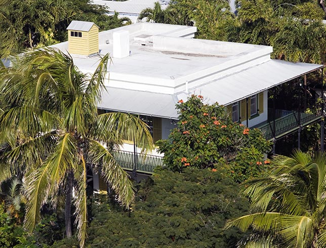Ernest Hemingway Home and Museum in Key West