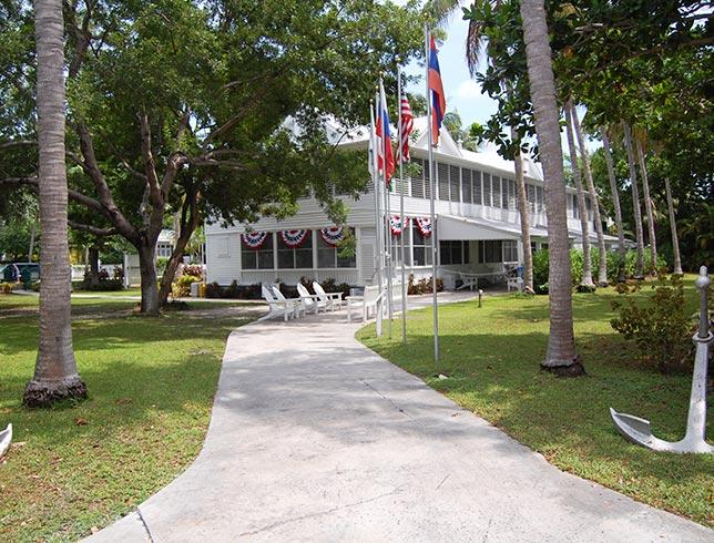 Key West Florida Truman Little White House