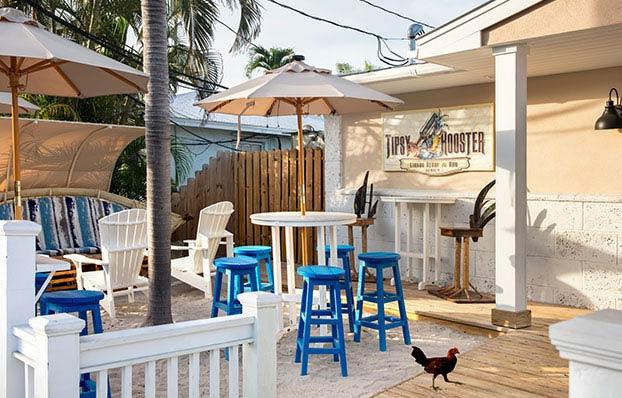 Dining in Key West Florida Motel