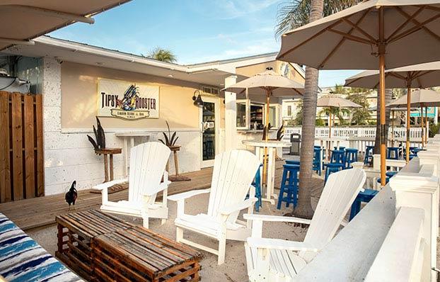 Tipsy Rooster Bar Key West Florida Motel
