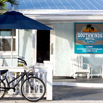 Amenities in Southwinds Motel, Key West
