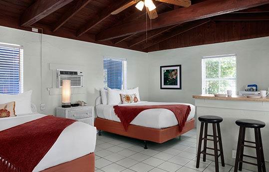 Southwinds Motel, Key West Standard Two Queen