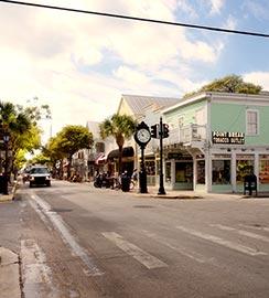 Walking Distance to Duval Street in Key West